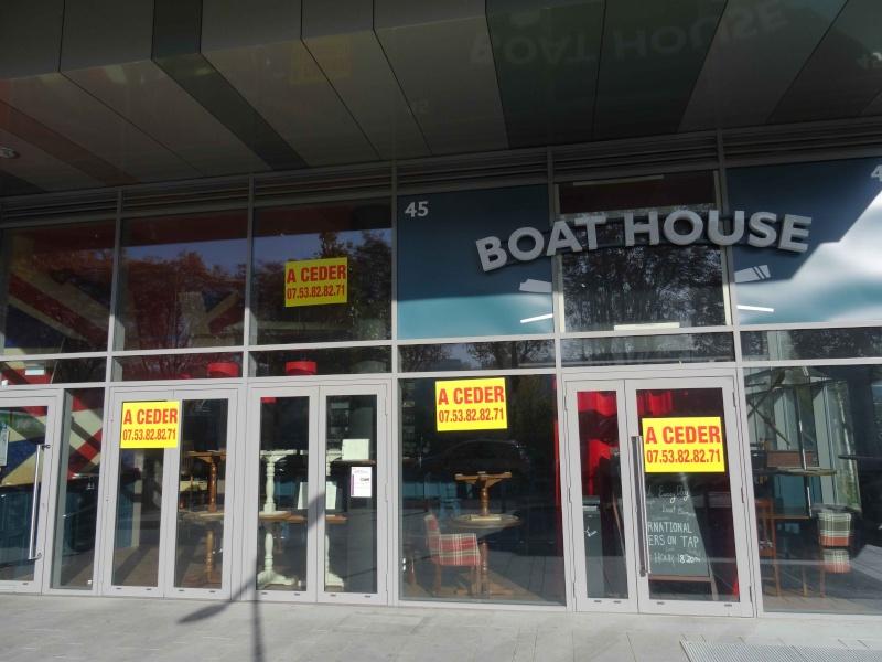 Ancien commerce - The Boat House Dsc02511