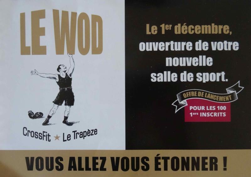 Salle de sport Le Wod - CrossFit Le Trapèze Dsc02910