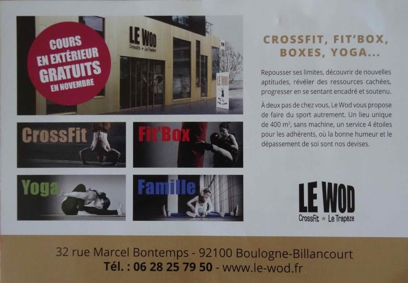 Salle de sport Le Wod - CrossFit Le Trapèze Dsc02912