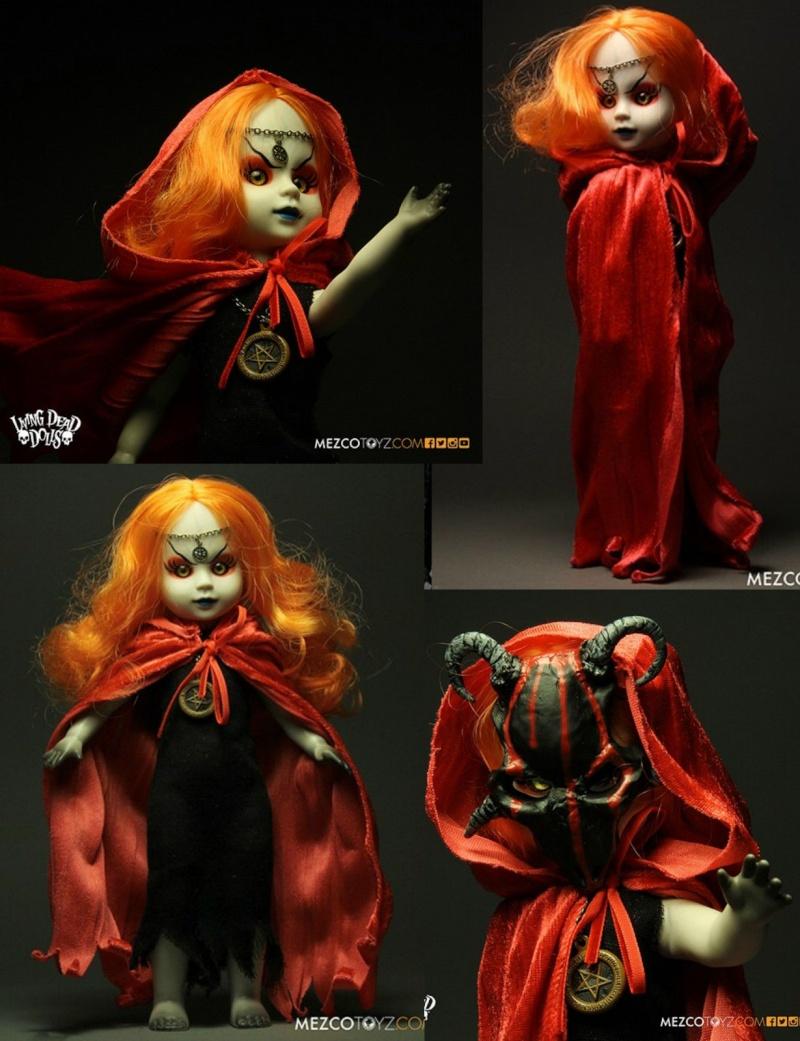 Summer Exclusive Living Dead Dolls Walpurgis _57_812