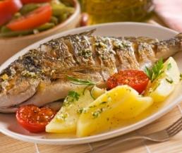 ملف كامل لطرق طبخ انواع مختلفه من المأكولات البحرية   86003810