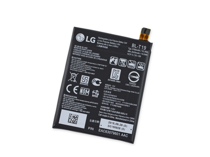 Google Nexus 5X Battery  BL-T19 111