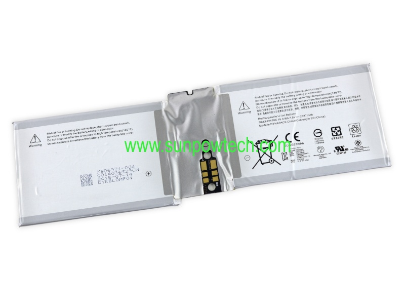 Microsoft Surface Book Battery X906971-004  DAK822470 116