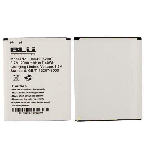 BLU Dash 4.5 D310 Battery  C604905200T 123