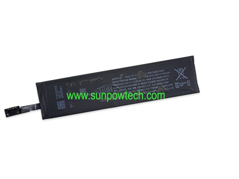Apple Magic Keyboard Battery A1645 020-00460 211
