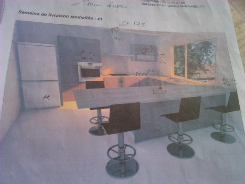 Peinture/déco de notre cuisine salon ouvert 14391010