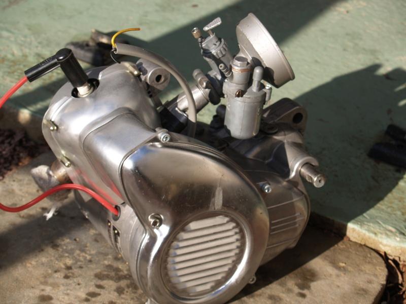 Moteur flandria 5cv refroidissement liquide P1177710
