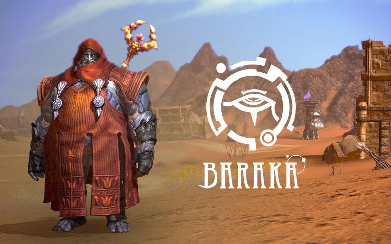 The races of Tera Baraka10