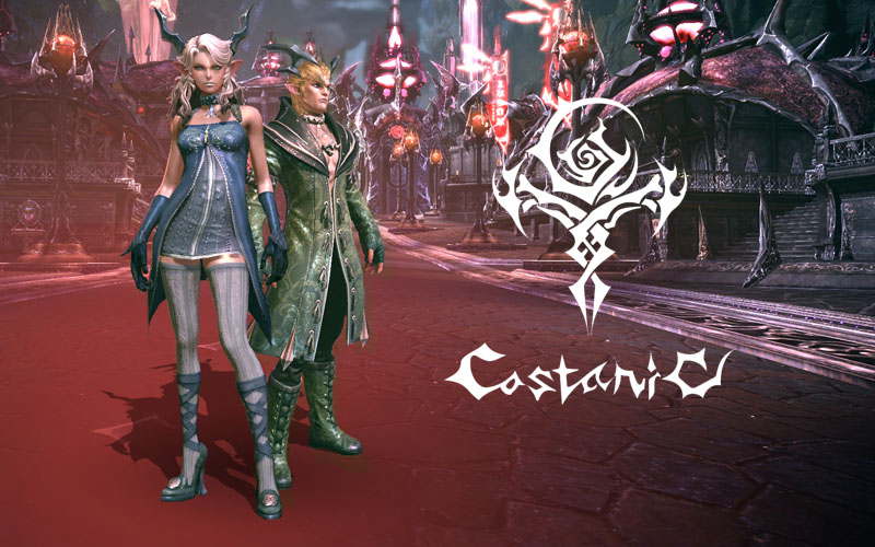 The races of Tera Castan11