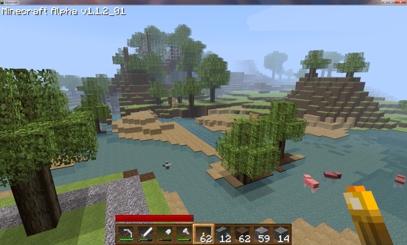 Minecraft screenshots Elloa_11