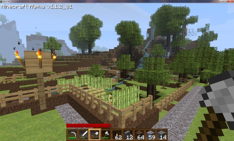 Minecraft screenshots Elloa_19