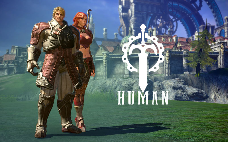 The races of Tera Human10