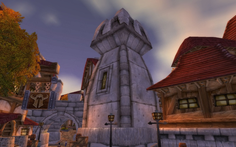 Whitestar Snapshots book (WOW RP screenshots) Wowscr18