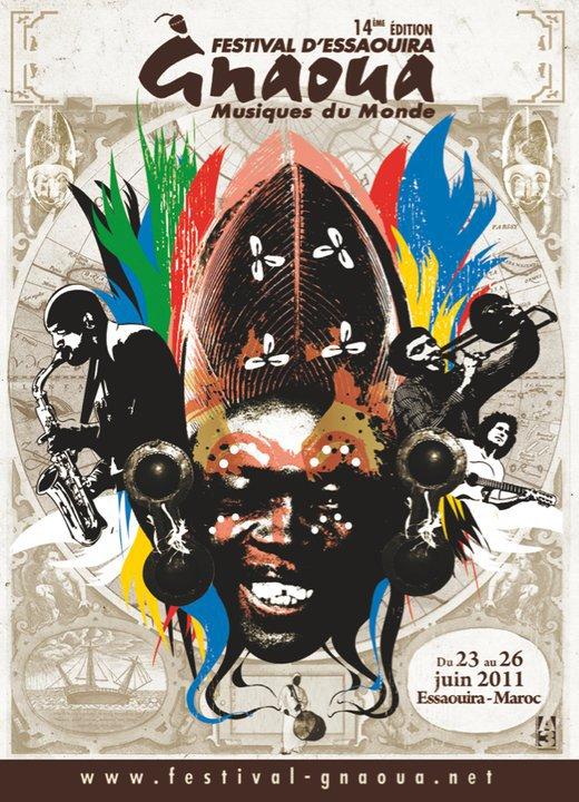 Festival Gnaoua 2011 : 280 artistes et 3concerts 22229910