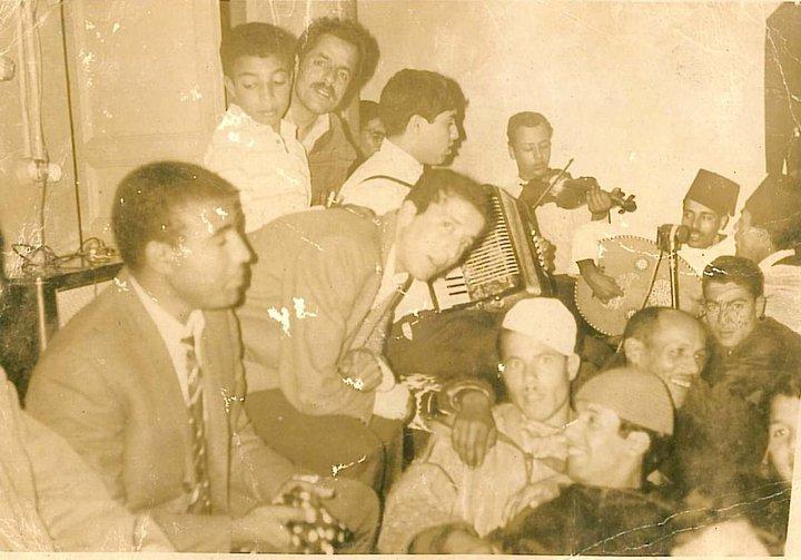 collection du chercheur dans la mémoire d'Essaouira, Hafid Taleh. 26891810