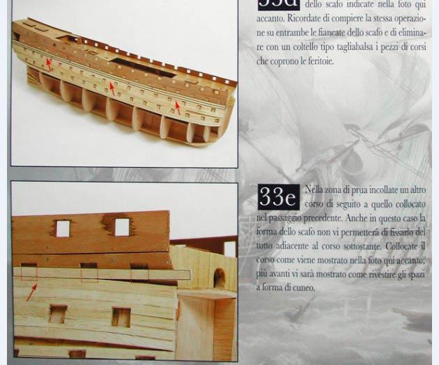 Santisima Trinidad da fascicoli DeAgostini - Pagina 2 210