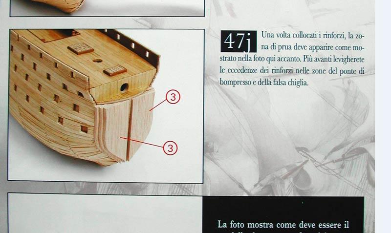 Santisima Trinidad da fascicoli DeAgostini - Pagina 2 310
