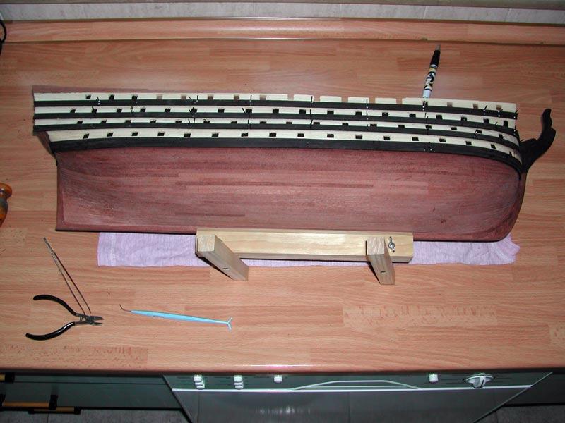 Santisima Trinidad da fascicoli DeAgostini - Pagina 2 Dscn5310