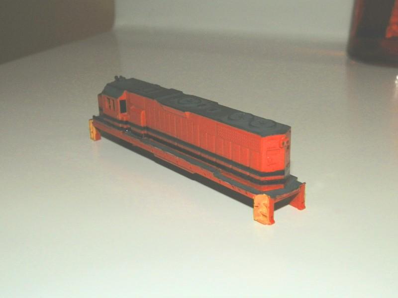 Déco GP38-2 Ferrocarril Chiapas Mayab / Genesee & Wyoming P9020011