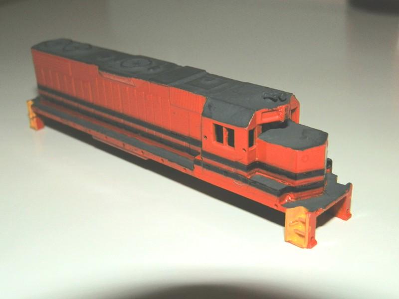 Déco GP38-2 Ferrocarril Chiapas Mayab / Genesee & Wyoming P9020015