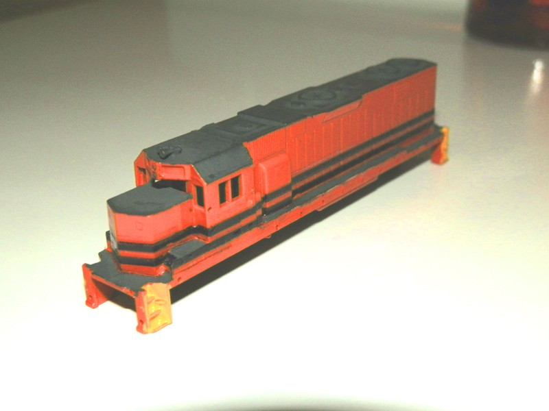 Déco GP38-2 Ferrocarril Chiapas Mayab / Genesee & Wyoming P9020017
