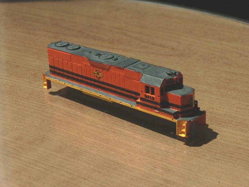 Déco GP38-2 Ferrocarril Chiapas Mayab / Genesee & Wyoming P9210011