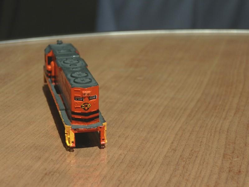 Déco GP38-2 Ferrocarril Chiapas Mayab / Genesee & Wyoming P9210013