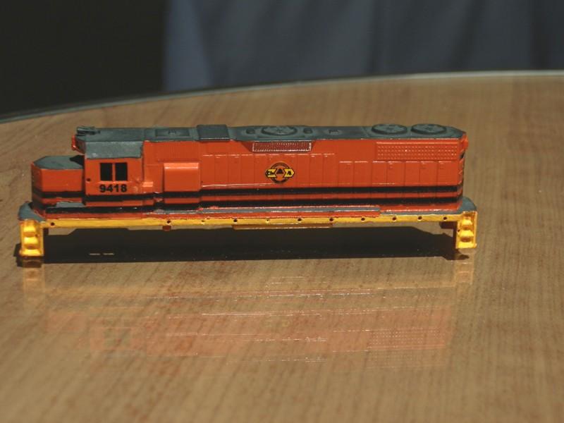 Déco GP38-2 Ferrocarril Chiapas Mayab / Genesee & Wyoming P9210014