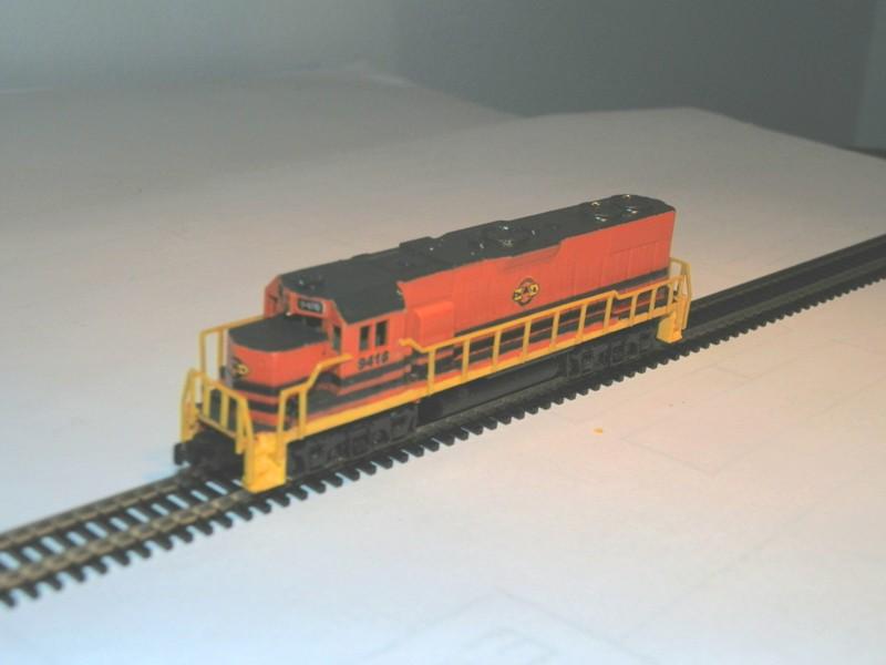 Déco GP38-2 Ferrocarril Chiapas Mayab / Genesee & Wyoming P9280110