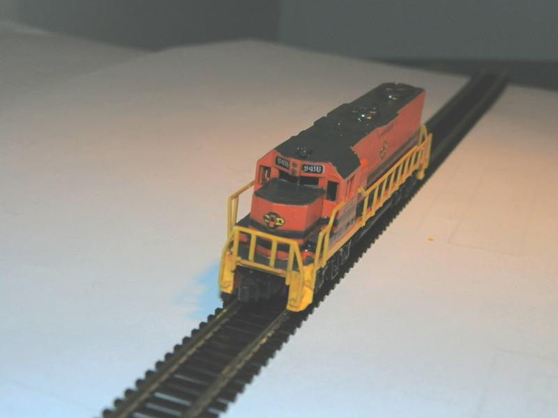 Déco GP38-2 Ferrocarril Chiapas Mayab / Genesee & Wyoming P9280112