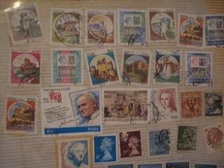 Filatelija -kolekcija poštanskih markica Dsc03713