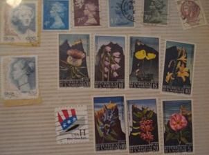 Filatelija -kolekcija poštanskih markica Dsc03714