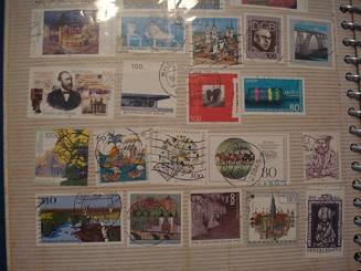 Filatelija -kolekcija poštanskih markica Dsc03715
