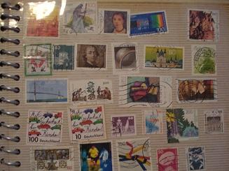 Filatelija -kolekcija poštanskih markica Dsc03716