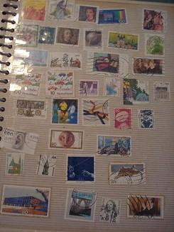 Filatelija -kolekcija poštanskih markica Dsc03717