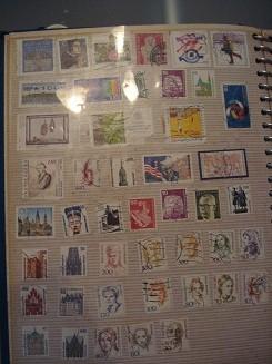 Filatelija -kolekcija poštanskih markica Dsc03718