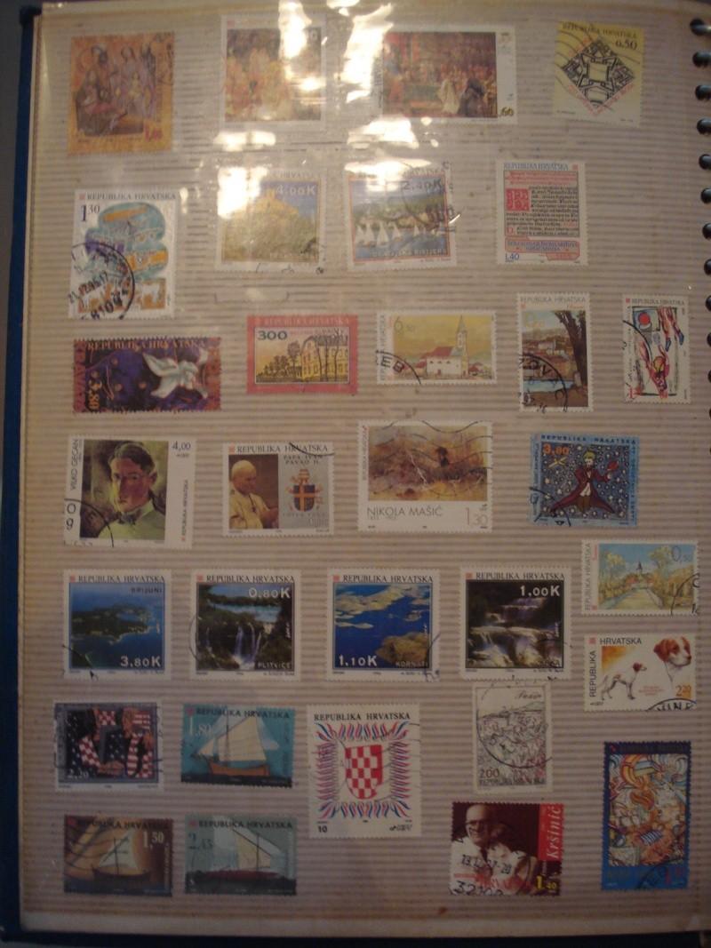 Filatelija -kolekcija poštanskih markica Dsc03719