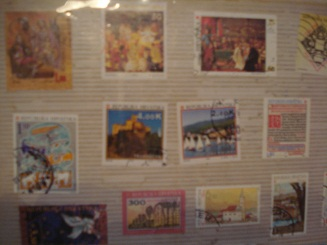 Filatelija -kolekcija poštanskih markica Dsc03720
