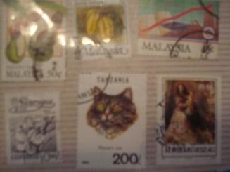 Filatelija -kolekcija poštanskih markica Dsc03721