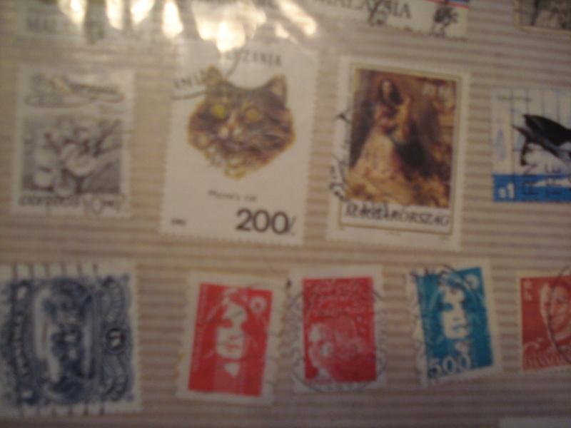 Filatelija -kolekcija poštanskih markica Dsc03722
