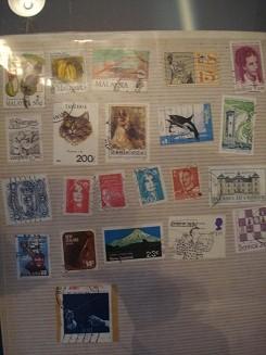 Filatelija -kolekcija poštanskih markica Dsc03723