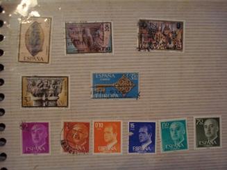Filatelija -kolekcija poštanskih markica Dsc03724