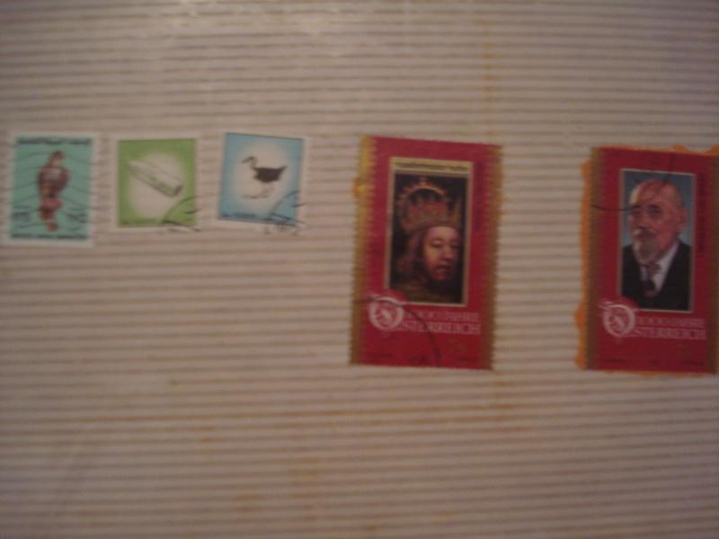 Filatelija -kolekcija poštanskih markica Dsc03727