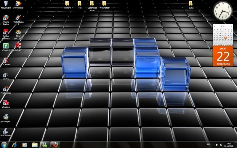 Koliko stvari (ikona) držite na desktopu PC-ja? - Page 2 Untitl10