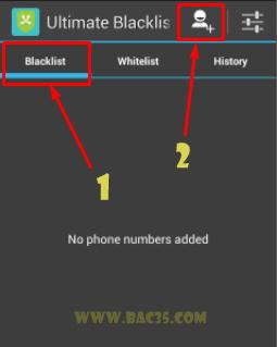 تطبيق لمنع المكالمات المجهولة + أرقام أو رسائل معينة من الإتصال بك ومزايا أخرى - Android Screen27