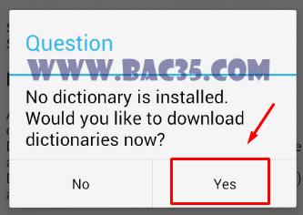 تطبيق أكثر من 50 قاموس Dictionnaires hors ligne ( لهواتف android ) Screen27