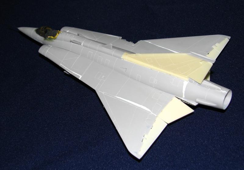 Saab J-35J Draken - minor update. Img_4119