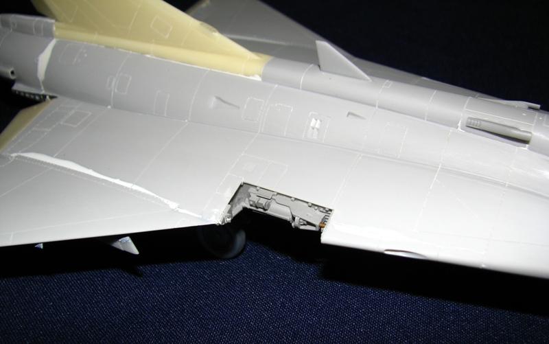 Saab J-35J Draken - minor update. Img_4121