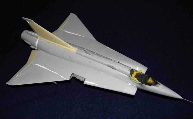 Saab J-35J Draken - minor update. Img_4122