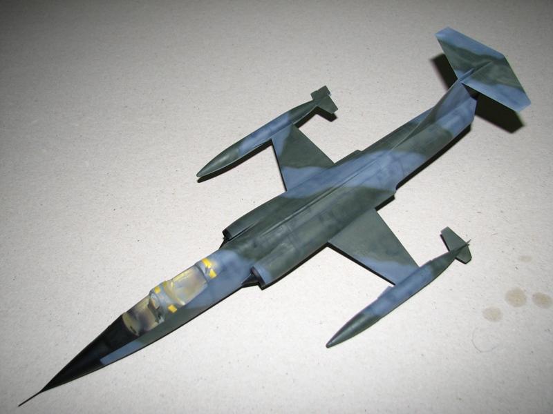 CF-104D Starfighter WIP Img_4126